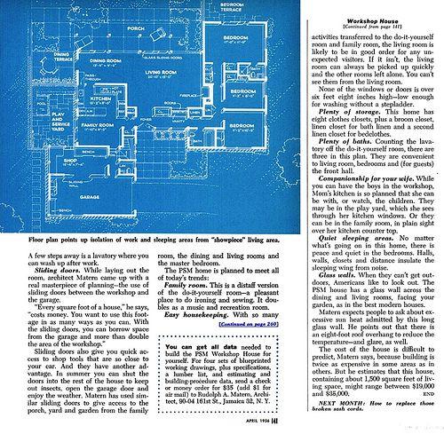 13 best Rudolph Matern Homes images on Pinterest Floor plans