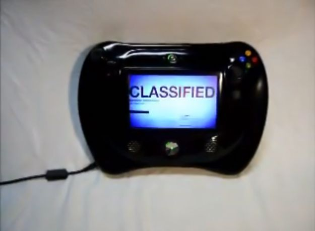 Modder Builds Incredibly Sleek Portable XBOX 360 #technology