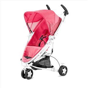Quinny Zapp Xtra2 Bebek Arabası Pink Precious White Ürettiği bebek arabaları, portbebeler ile bebeğinizle güvenli bir şekilde seyahati ön plana taşıyan ünlü marka Quinny birbirinden şık modelleri ile mağazalarımızda