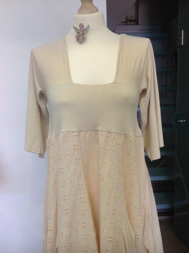 Μεταμόρφωση μιας μακριας φουστας! Made from a long skirt!
