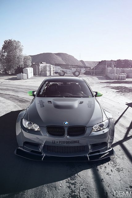 """automotivated: """"Liberty Walk BMW M3 by 1013MM on Flickr. """""""