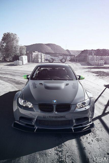 Liberty Walk BMW M3 by 1013MM