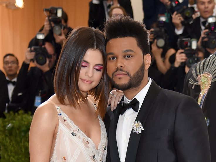 The cutest moments between Selena Gomez and The Weeknd - The pair called the most controversial couple of 2017 also happens to be one of the cutest.  Only two months after The Weeknd's break up with Bella Hadid, he and former Disney Channel actress Selena Gomez created a stir when their romance became public in January.  From steamy make-out sessions caught by TMZ and romantic European trips , INSIDER takes a look at all the cutest couple moments between the two stars and why their romance…