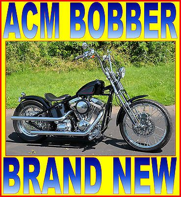 #Priceabate American Classic Motors : BOBBER CHOPPER RIGID BRAND NEW 2014 AMERICAN CLASSIC MOTORS ACM BLACK BOBBER CHOPPER RIGID HARDTAIL - Buy This Item Now For Only: $14720.25