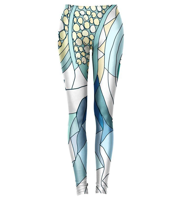 Cancer leggings, Mr. GUGU & Miss GO