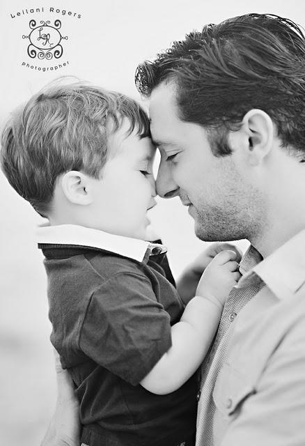 father & son -- so precious