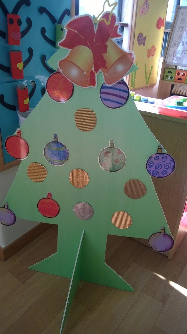 L'alberello di Natale alternativo! :P