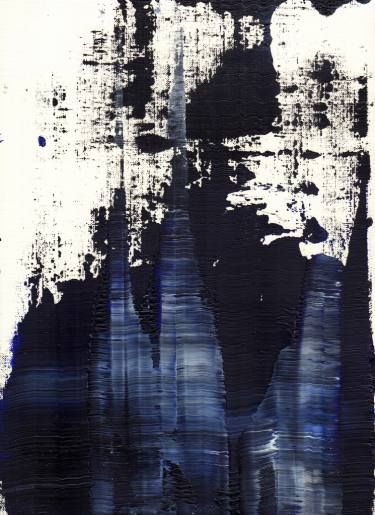 "Saatchi Art Artist Koen Lybaert; Painting, ""abstract N° 1045"" #art"