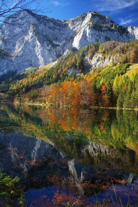Langbathsee, Austria