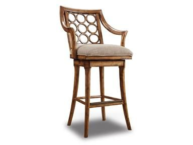Hooker Furniture Dining Room Graphic Barstool 300