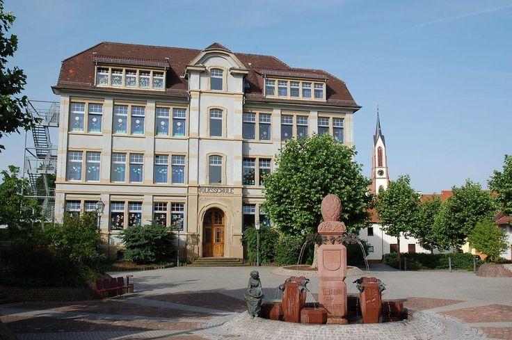 Sandhausen, Germany.