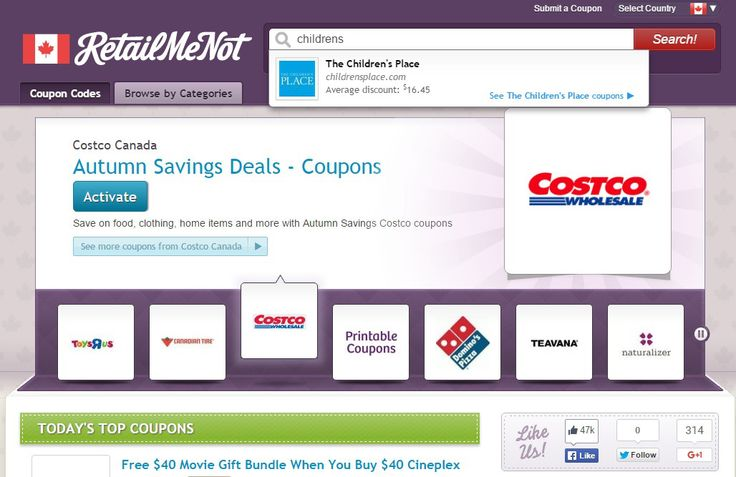 #SimpleSavings with RetailMeNot.ca Win a $200 gift card Canada - Tales of a Ranting Ginger
