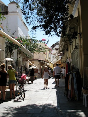 "The ""Old Town"" in Kos Town on the island of Kos in Greece  http://www.discoveringkos.com/"