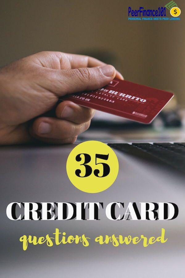 Kreditkarten werden oft als einfache und doch bequeme Art und Weise vermarktet, …   – Peer Finance | Money Tips | Personal Finance