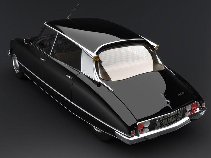 1966 Citroën DS21