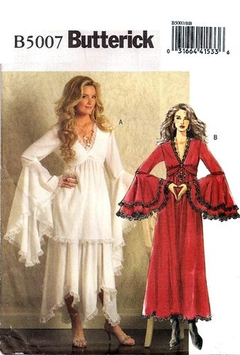 The 114 best Sewing Patterns : COSTUMES images on Pinterest | Sewing ...