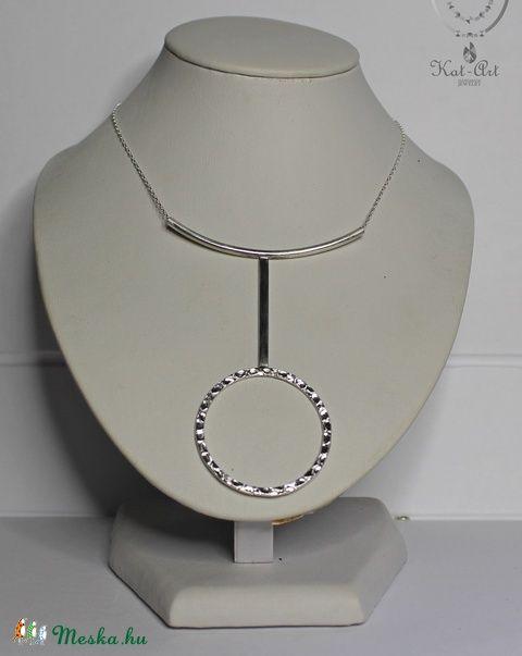 Design ezüst nyakék (aKatArt) - Meska.hu
