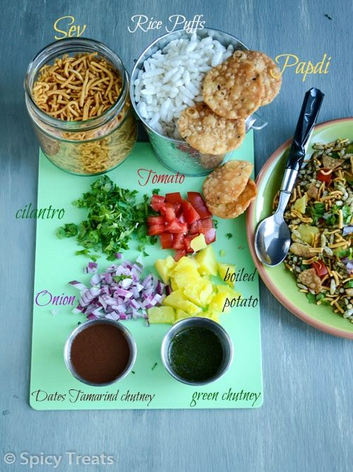 Spicy Treats: Bhel Puri - Easy & Healthy Chaat Recipe!