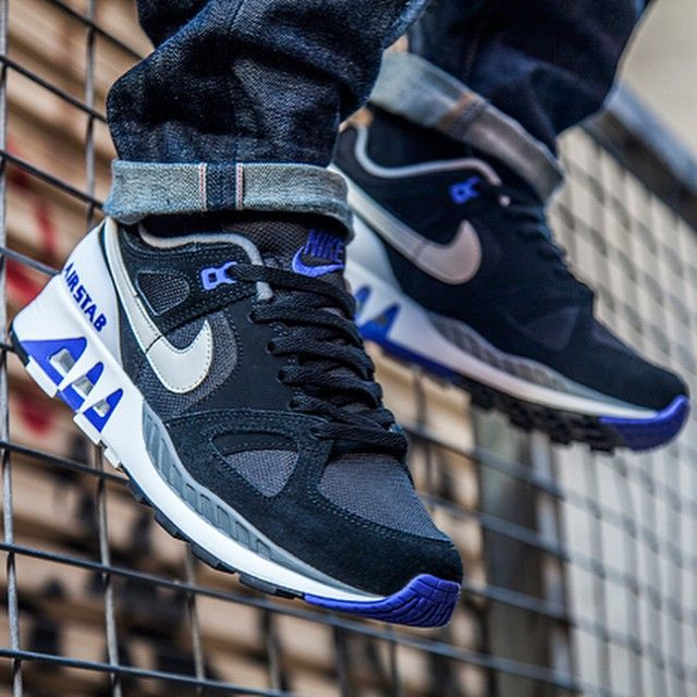 You can find Persian Stabs on shelves now! #sneakerfreaker #Nike #airstab @