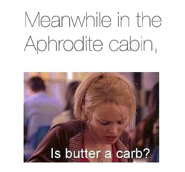 In the Aphrodite cabin... I feel ashamed of my brothers and sisters when I look at this...