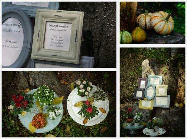 SECRET GARDEN - tableau; wedding inspiration - photo shoot; Planning: un Cucno di Felicità©; Photo Fabio D'Ambrosio e Un Cucno di Felicità©.