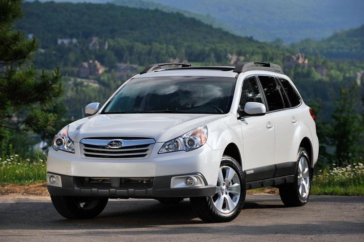 Subaru Legacy Outback 25 Limited