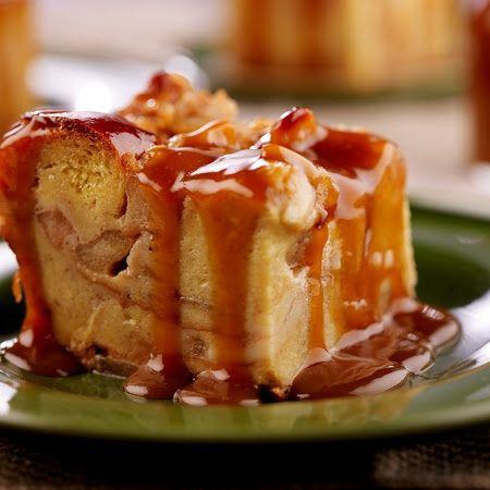apple pie bread pudding recipe
