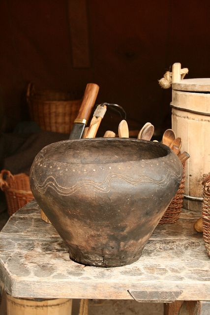 Viking Kitchen By Muesum Girl Via Flickr   Photo Sharing!