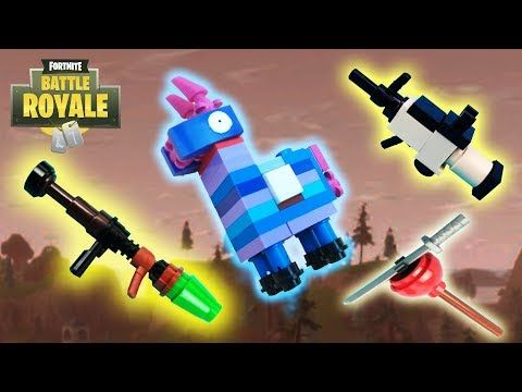 Zazinombies lego fortnite