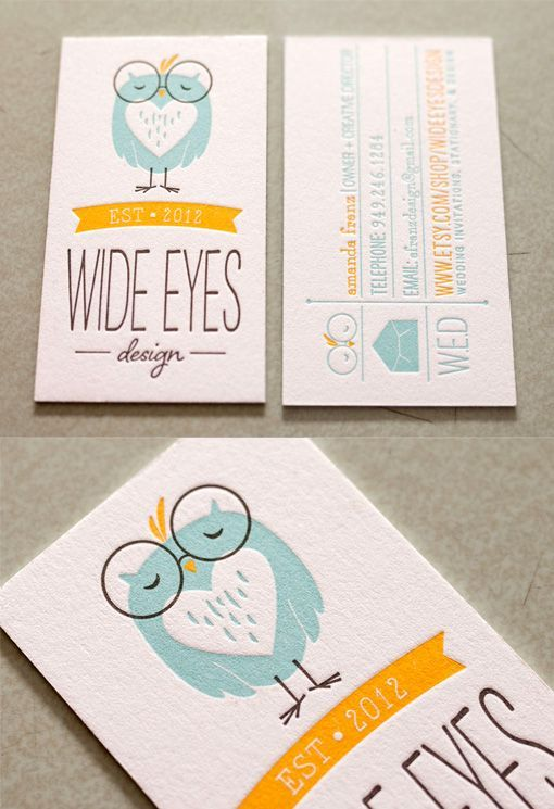 3708 best (not boring) business card images on Pinterest