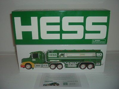 2014 Hess Toy Truck Collector's Edition 50th Anniversary Truck Individuallyered