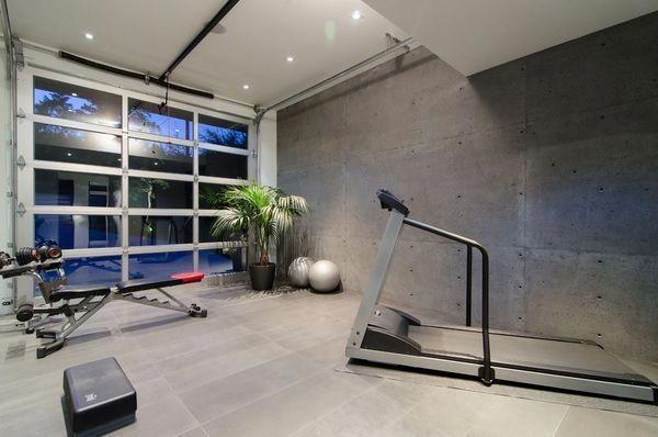 Home Gym Homegymideassmall In 2020 Garagehuis Fitnessruimte