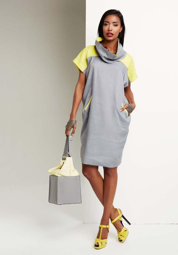 Oblique Creations | Платье 16124А |