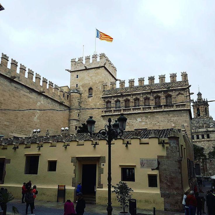 Lonja de la Seda. #Valencia #Spain #españa