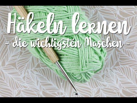 Häkeln lernen - die Grundlagen-Anleitung für Anfänger - Talu.de