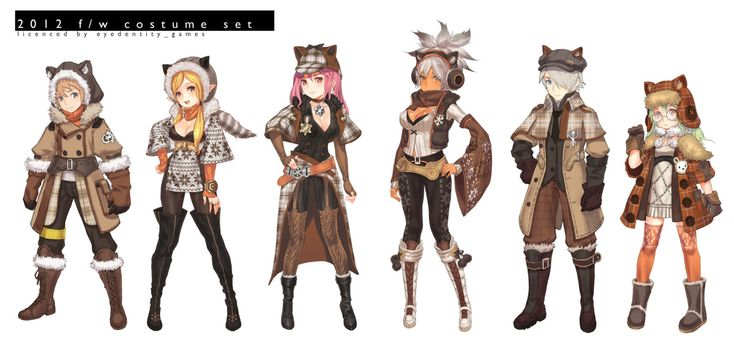 N/A (dragon nest winter warmlight set)