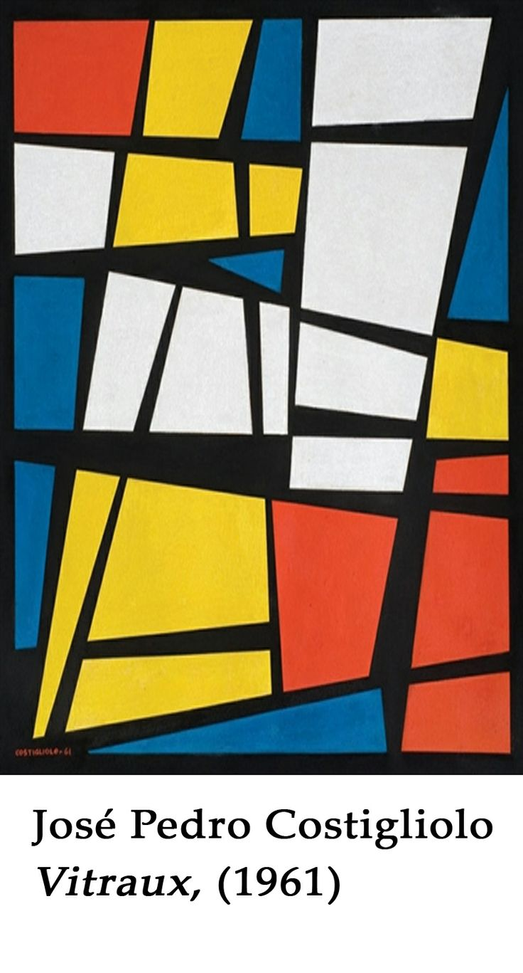 mondrian vs wesselmann essay The art critic clement greenberg expounded this theory of modernism in his essay avant  presence of piet mondrian,  show the works of tom wesselmann and.