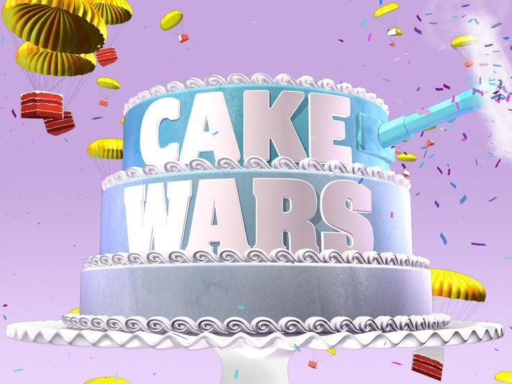Cake Wars : Food Network - FoodNetwork.com