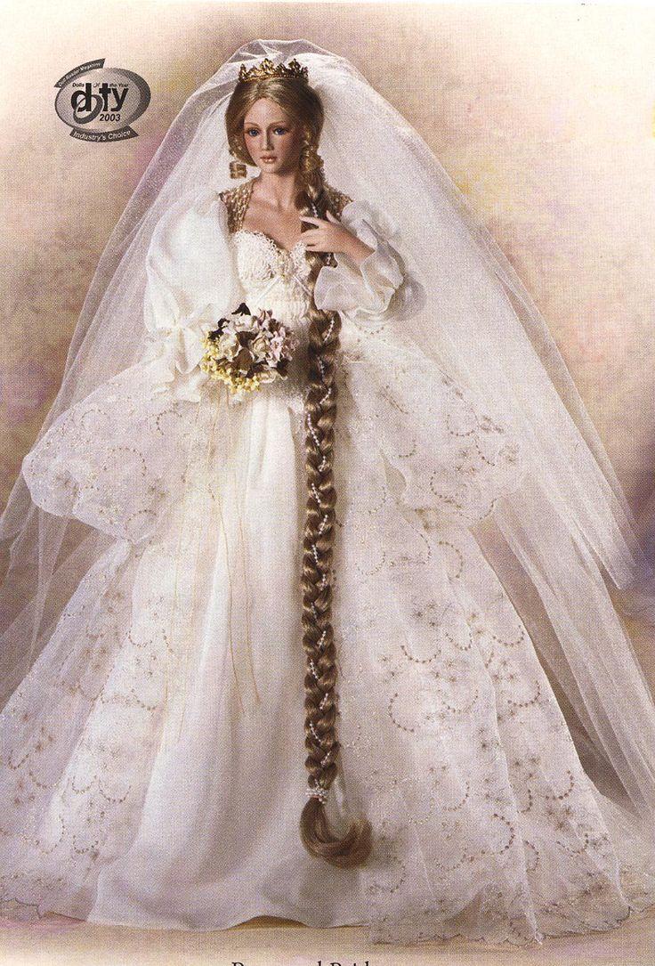 Rapunzel Bride, by Cindy McClure, 2003