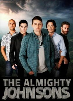 The Almighty Johnsons. New Zealand programme where people are the reincarnations of Norse gods. It is really funny