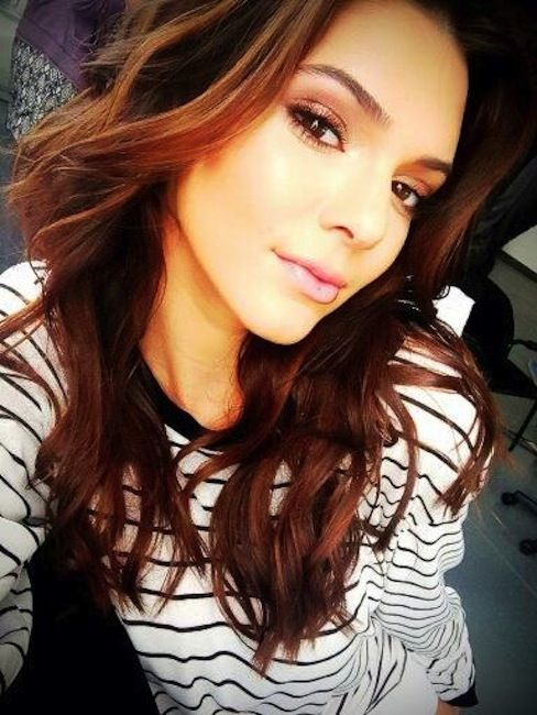 Kendall Jenner - Heyyy Thereee | Face | Pinterest | Its ...Kendall Jenner 2013 Hair