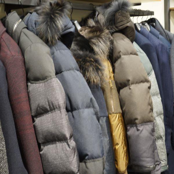 겨울에 알맞는 착장감과 멋스러운 스타일을 완성시켜주는 남성 아우터 @롯데백화점 customellow