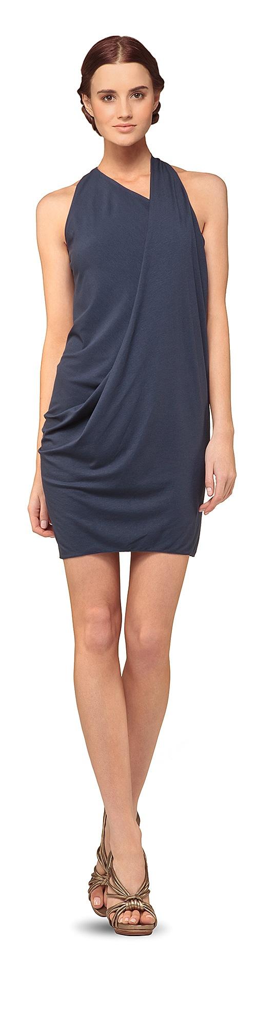 Asymmetrical Dress - MAX STUDIO
