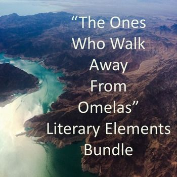 compare lottery and ones walk away omelas When comparing shirley jackson's the lottery and ursula le guin's the ones who walk away from omelas, it is important to note that the two short stories are based.