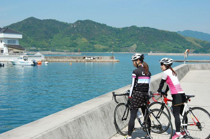 自転車でもっと楽しく しまなみ海道サイクリング