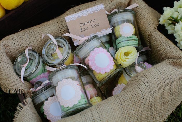 Vintage Inspired Favours - Full details at StyledByMe.co