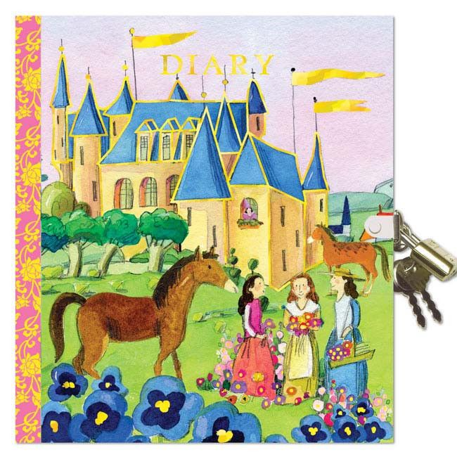 eeBoo Castle Diary