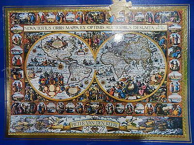 The 270 best puzzle jigsaw rompecabezas i like images on pinterest ravensburger puzzle 9000 piece big world map 1611 peter van den keene 17 802 5 gumiabroncs Image collections