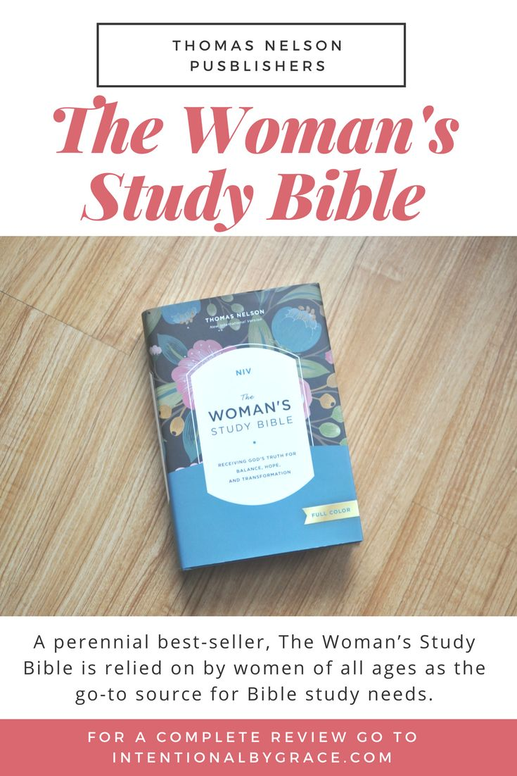 Bible Review - Best Study Bibles On The Market Under $100 ...