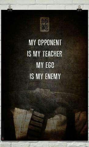 Meu oponente...